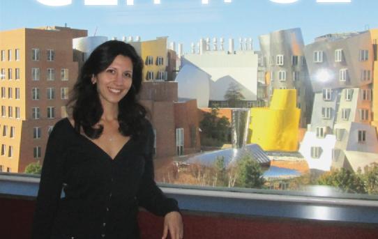 "#14 ""A Veterinarian walks into MIT…"" with Galit Frydman"